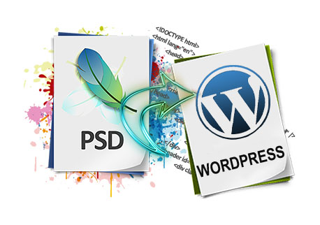 PSD to Wordpress Conversion Company